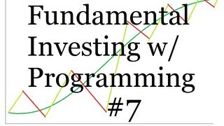 Getting All Russell 3000 ticker symbols - Using Programming for Fundamental Investing Part 7