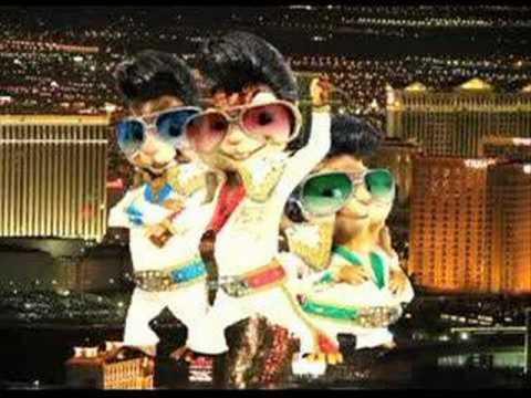 Elvis Presley  - It's Now Or Never (Chipmunks)
