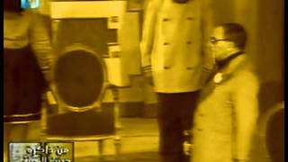 """فيديو نادر- في ذكرى ميلاده: فؤاد المهندس يحتد على مفيد فوزي بكواليس """"هالة حبيبتي"""""""
