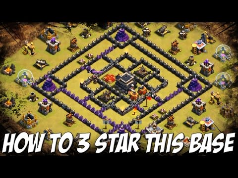 Base Coc Th 9 Muter 9