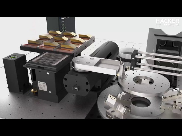 ACTIVE ALIGNMENT of optical components