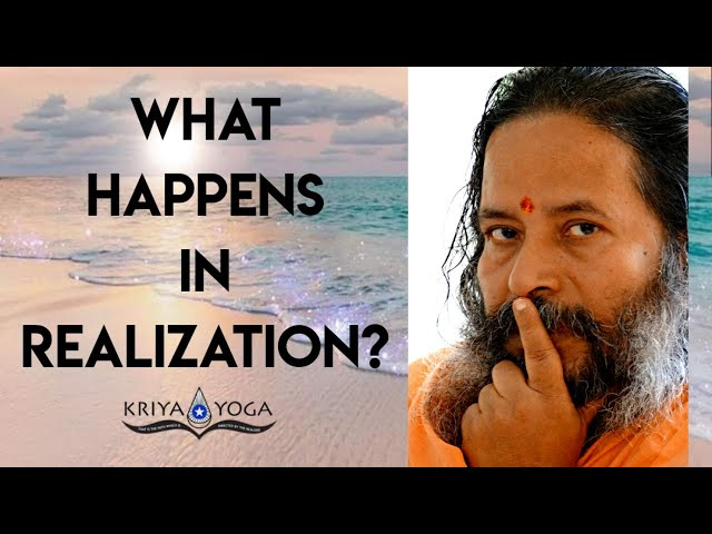 What Happens in Realization?