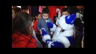 Новый 2015 год в Bishkek Park (Бишкек Парк). Праздники для детей