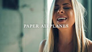 Taylor Acorn Paper Airplanes