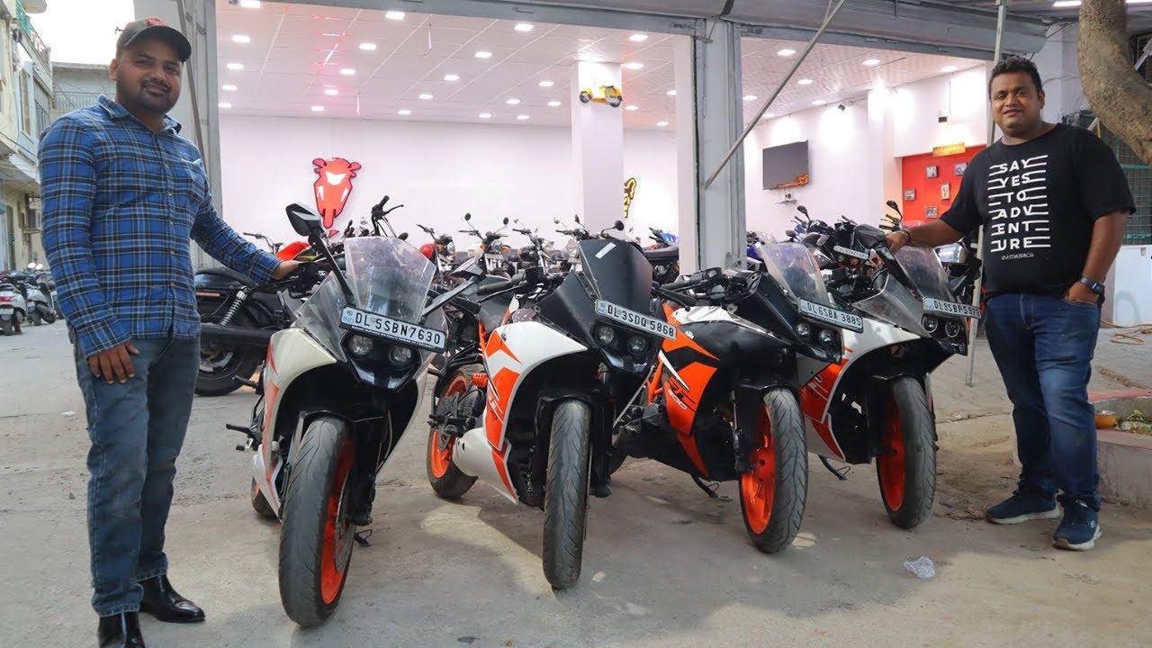 Used Bikes In Heavy Discount After Lockdown , KTM , Royal Enfield , Ninja , Bajaj , TVS ,   MCMR