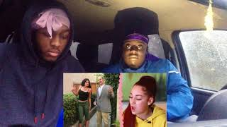 SHE'S OUTTA CONTROL!! | BHAD BHABIE Reacts to Fan Halloween Costumes | Danielle Bregoli ( REACTION!)