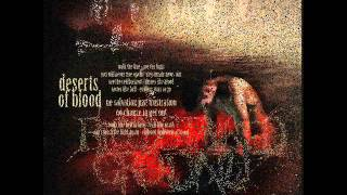 Bloodstained Ground Deserts Of Blood