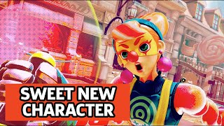 ARMS - Lola Pop Gameplay Trailer