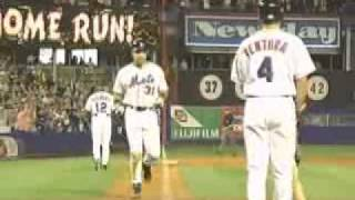 Mike Piazza Homerun after 9-11