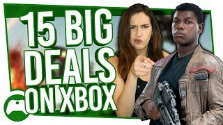 15 Massive Xbox One Deals You MUST NOT Miss