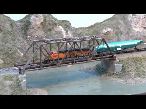Chiltern Model Railway Association Exhibition 2019 - Part 1