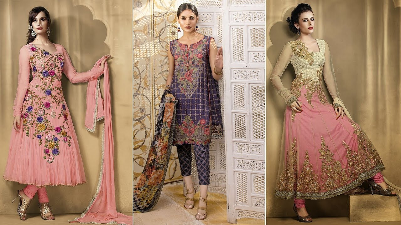 Pakistani Ladies Dress 2018