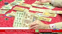 Video Sensitivo Mario Pazienza Cartomanzia consulti gratuiti