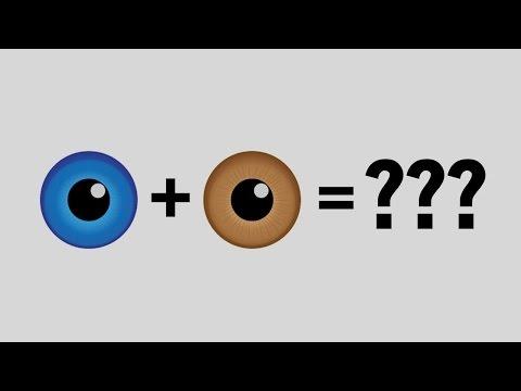 Welche Augenfarbe werden deine Kinder bekommen?