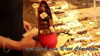 ТУФЕЛЬКИ из шоколада мегакруто!