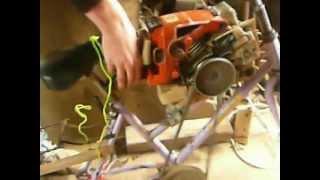 vélo moteur tronsçocylette