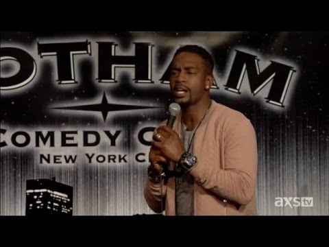Bill Bellamy  Stand Up Comedy  Live Gotham Comedy Club