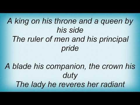Solefald - White Frost Queen Lyrics