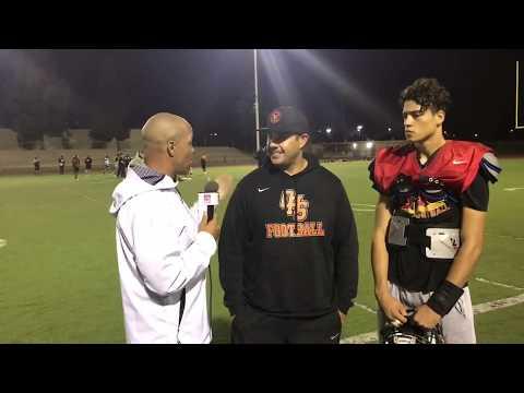 Orange Panthers Head Coach Robert Pedroza & Jason Wilkinson INTERVIEW