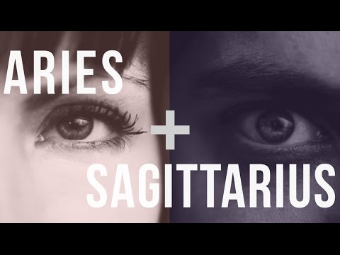 Aries & Sagittarius: Love Compatibility