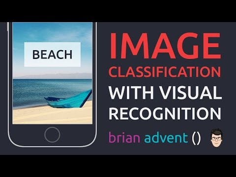 iOS Swift Tutorial: Automatic Image Classification with Visual Recognition from IBM Watson