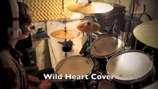 THE VAMPS - Wild heart cover preview - James Bell and Connor Wells Thumbnail
