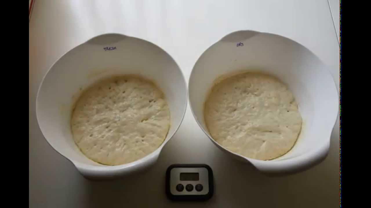 What Fresh Yeast And Dry Yeast