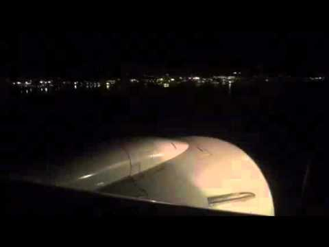 United Airlines B737 Landing SFO From LAX #Oscars