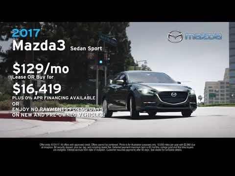 ProVideo - New 2017 Mazda CX-5 And Mazda3 Offers! Miami FL Dade FL