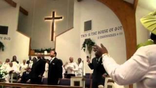"Deacon Hosea Robinson Singing ""I Don"