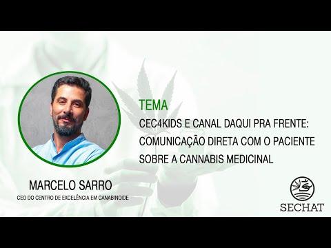 """""""Comunicação direta com o paciente sobre a Cannabis Medicinal"""" - Com Marcelo Sarro"""