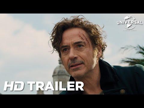Dolittle – Officiële Trailer (Universal Pictures) HD