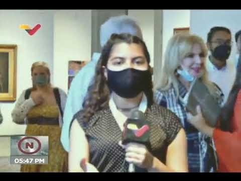 """Inauguran exposición """"Venezuela Insurgente"""" en GAN homenajeando Bicentenario de Batalla de Carabobo"""