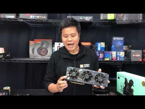 แกะกล่อง GALAX RTX 2070 SG edition 3 พัดลม OC ด้วยแค่ 2 หมื่นนิดๆ
