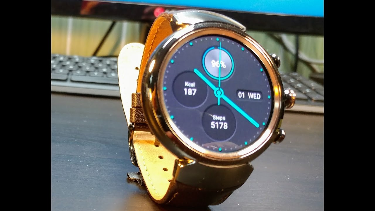 Asus ZenWatch 3 Battery Life Review ( The Watch band Hunt ...