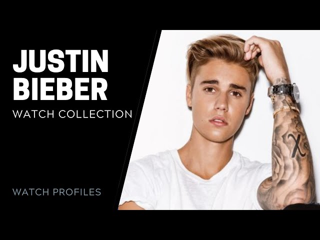 Justin Bieber Watch Collection | SwissWatchExpo