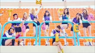 TWICE - CHEER UP (SPEED UP)
