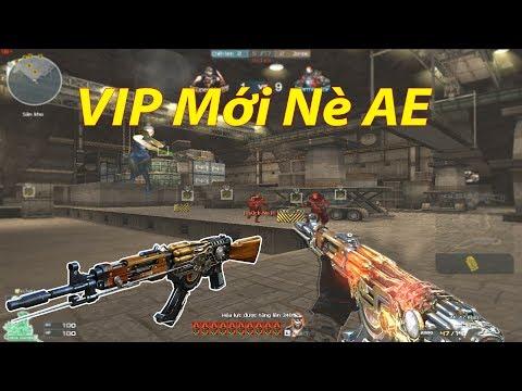 VIP Mới AK-47 Knife-Steel Empire Liên Hoàng Cận Chiến - Rùa Ngáo