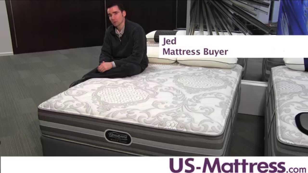 simmons beautyrest recharge world class milliani extra firm mattress - Simmons Beautyrest World Class