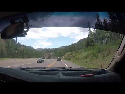 Wolf Creek To Platoro Colorado ATV Fun.