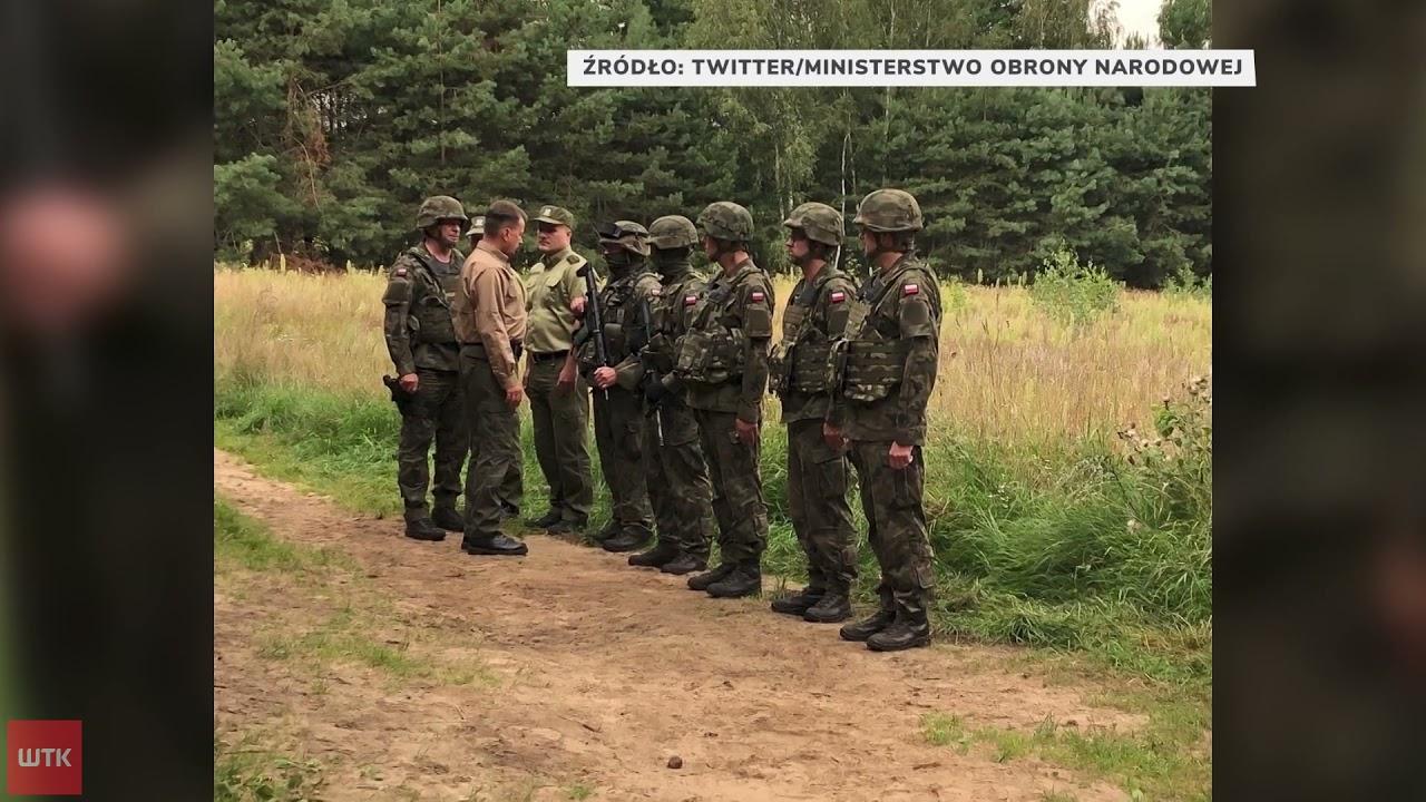 Download Pierwsze ofiary na wschodniej granicy Polski