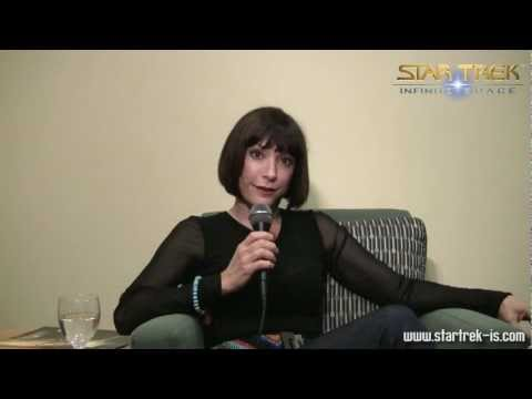 Star Trek   Infinite Space: Nana Visitor & Rene Auberjonois Interview
