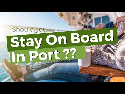 10 Reasons To Stay On Your Cruise Ship In Port