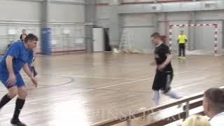 Завершился турнир по мини футболу среди любительских команд