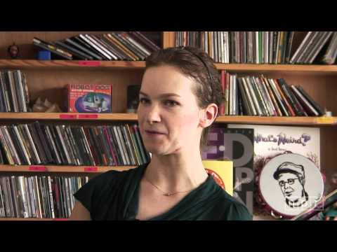 Hilary Hahn: NPR Music Tiny Desk Concert
