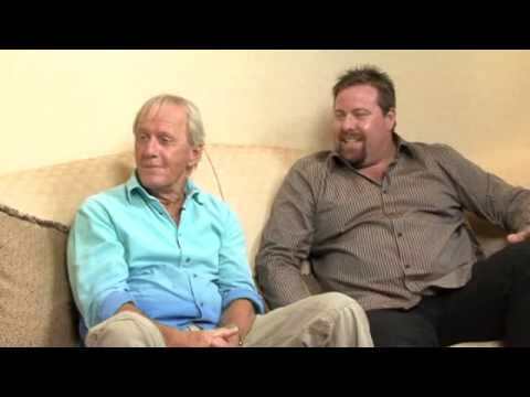 Paul Hogan and Shane Jacobson (Charlie & Boots Interview)