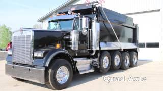 2005 Kenworth W900 Dump Truck | 131 Truck Sales