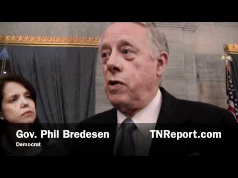 Bredesen Hopes Next Guv Keeps New Revenue Appointee