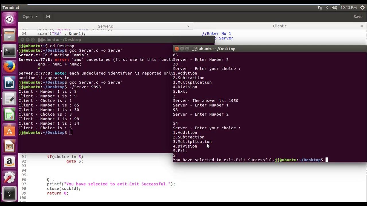 Learn java network programming tcp_ip socket programming free.