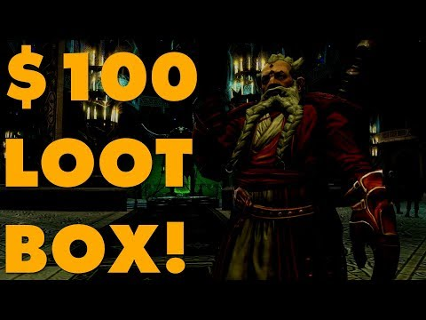 Yes, Rift Is Selling $100 Loot Boxes